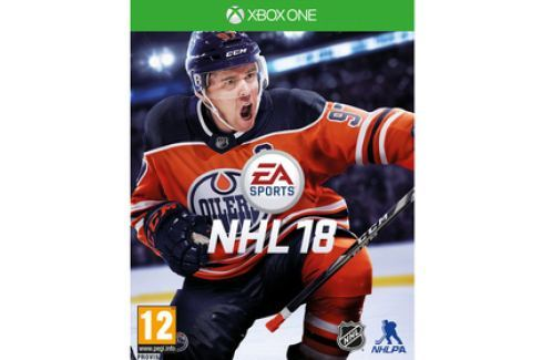 ELECTRONIC ARTS XONE - NHL 18 - 15.9. Hry na Xbox ONE