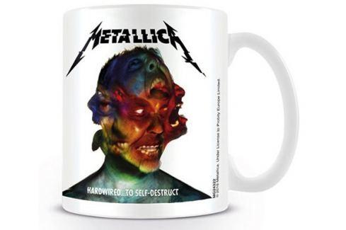 METALLICA HRNEK KERAMICKÝ/ Metallica