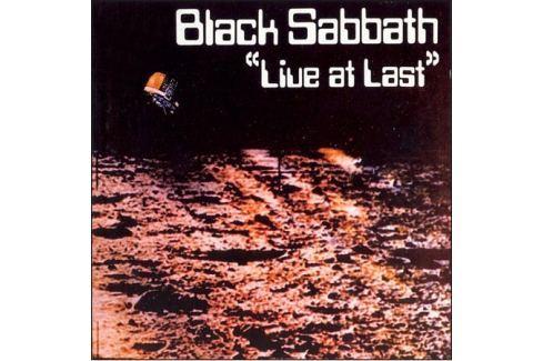 CD Black Sabbath : Live At Last Hudba