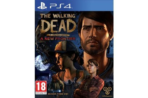 WARNER BROS PS4 - Telltale - Walking Dead Season 3 Hry na PlayStation 4