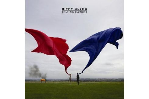 CD Biffy Clyro : Only Revolutions Hudba