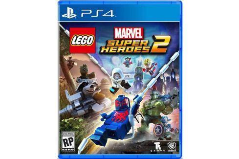WARNER BROS PS4 - LEGO Marvel Super Heroes 2 Hry na PlayStation 4