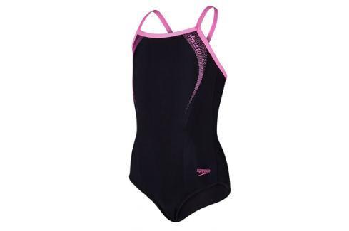 Speedo Plavky   Sports Logo Thinstrap Muscleback Junior::30 Dámské plavky
