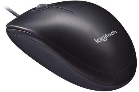 Logitech M90 MYŠ OPTICKÁ USB BLACK myši