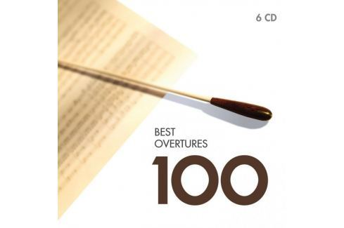 CD 100 Best Overtures Hudba
