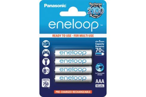 Panasonic HR03 AAA 4MCCE/4BE ENELOOP Produkty