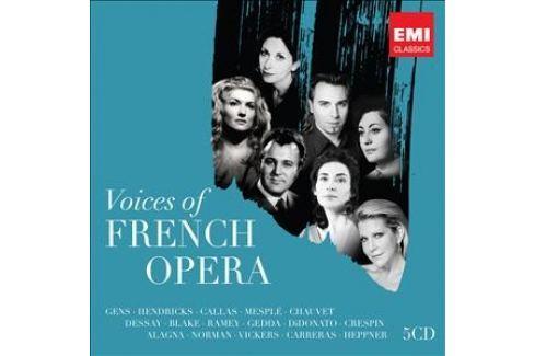 Voices Of French Opera BOX Hudba