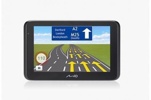 Mio Navigace  MiVue Drive 55LM s kamerou, mapy EU (44) Lifetime GPS navigace