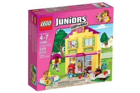 LEGO Stavebnice ® Juniors 10686 Rodinný domek Stavebnice Lego