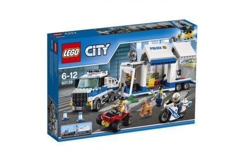 LEGO (ALLTOYS) Lego City Mobilní velitelské centrum Ostatní stavebnice
