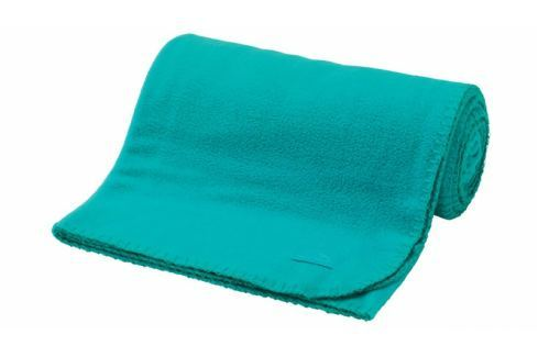 Easy Camp Fleecová deka  Fleece blanket::Oranžová Deky