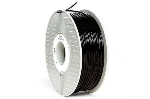 Verbatim Vlákno ABS pro 3D tiskárny, černá, 2,85 mm, 1kg, ABS