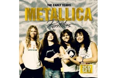 CD Metallica : Rarities: The Early Years Hudba