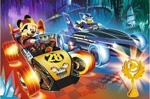 TREFL Puzzle Mickey Mouse: Chuť dobrodružství MAXI 24 dílků Puzzle
