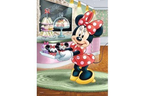TREFL Puzzle Minnie Mouse: V cukrárně 20 dílků Puzzle