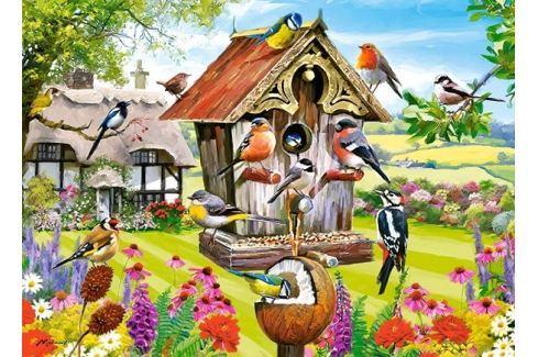 CASTORLAND Puzzle Ptačí budka 300 dílků Puzzle
