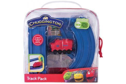 Chuggington - sada koleje a značky zvířátka, dinosauři