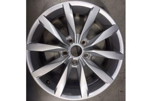 ALU disk VW Dijon, Golf VII - Silver 6Jx17 5/112 ET48 Alu kola