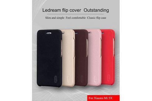 Xiaomi Lenuo Ledream pouzdro pro  Mi A1 / Mi 5X zlaté Pouzdra, kryty a fólie