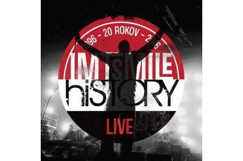 CD I.M.T. Smile : History Live 2 Hudba