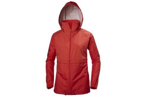 Helly Hansen Pánská bunda  W LOKE KAOS JACKET::M; Červená-102 cayenn Dámské bundy a kabáty