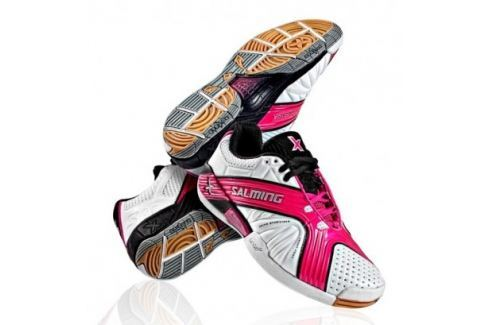 Salming Dámské florbalové boty  X-Factor 2 Women Pink::4 Dámská obuv