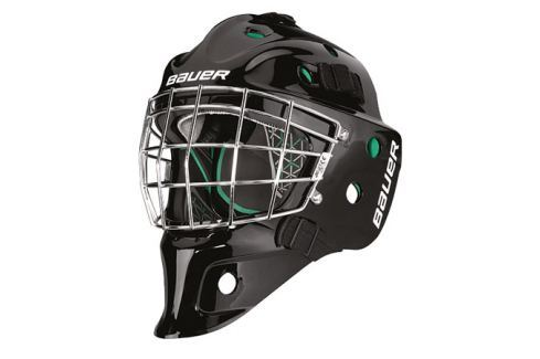 Bauer Maska  NME 4 Yth, černá Hokejové doplňky