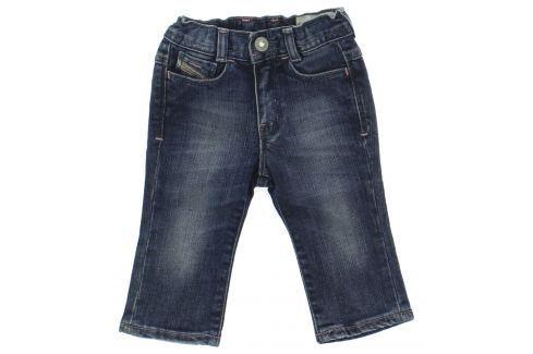 Jeans dětské Diesel   Modrá   Dívčí   6 měsíců Móda