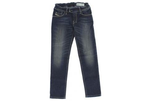 Jeans dětské Diesel | Modrá | Dívčí | 6 let Móda