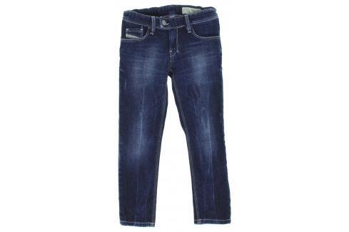 Jeans dětské Diesel | Modrá | Dívčí | 4 roky Móda