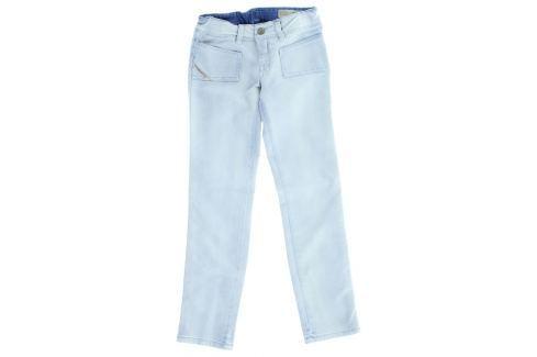 Jeans dětské Diesel | Modrá | Dívčí | 7 let Móda