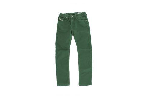 Jeans dětské Diesel   Zelená   Chlapecké   7 let Jeans