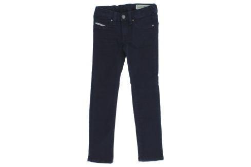 Jeans dětské Diesel   Modrá   Dívčí   6 let Móda