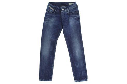 Jeans dětské Diesel   Modrá   Dívčí   8 let Móda