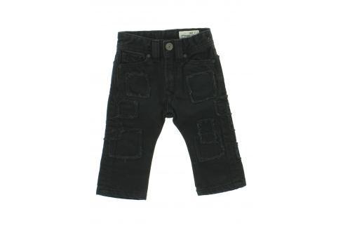 Jeans dětské Diesel | Černá | Chlapecké | 6 měsíců Jeans