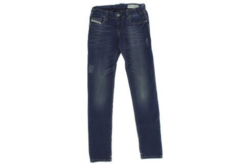 Jeans dětské Diesel | Modrá | Dívčí | 10 let Móda