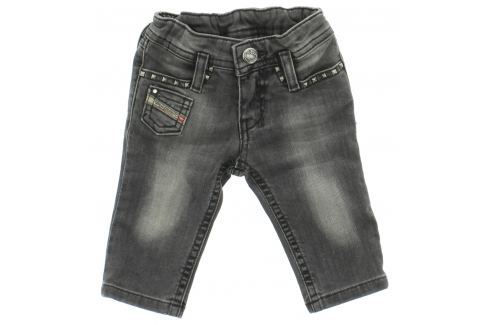 Jeans dětské Diesel | Šedá | Dívčí | 3 měsíce Móda