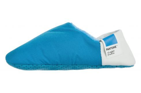 Chill-Out Bačkory Pantone Universe   Modrá   Dámské   36 Domácí obuv