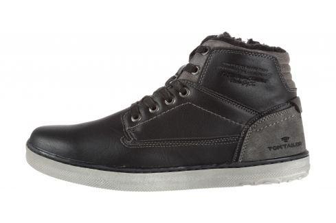 Kotníková obuv Tom Tailor | Černá | Pánské | 43 Móda