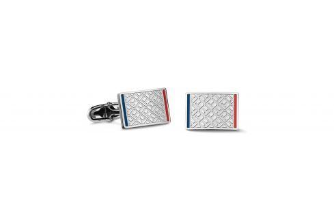 Manžetové knoflíky Tommy Hilfiger | Stříbrná | Pánské | UNI Manžetové knoflíky a spony na kravatu