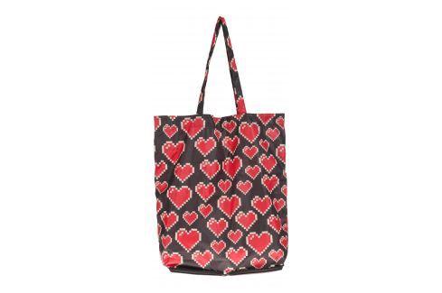 Taška Love Moschino | Černá Červená | Dámské | UNI Tašky